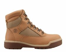 """Mens Timberland 6"""" F/L Waterproof Field Boots TB0A1KT7  LBrown/Tan Size 13 NIB"""