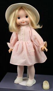 "Fisher Price 15"" Vinyl & Cloth MY FRIEND MANDY Doll #292 1970"