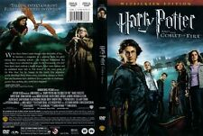 Harry Potter and the Goblet of Fire DVD Widescreen Edition COMPLETE Wizard Movie