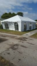 20' x 40' Heavy Duty Event Tent PRICE NEGOTIABLE. GOOD QUALITY