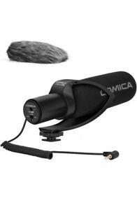 Comica CVM-V30 PRO Camera Microphone Electric Super-Cardioid Directional