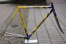 Francesco Moser Leader AX / 50 cm / 2.192g / Yellow Purple Bike Frame Shimano