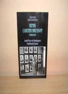 Henri Cartier-Bresson (The Great photographers)-Andre Pieyre De Mandiargues, Fe