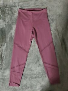 OLD NAVY High-Waisted Elevate 7/8-Length Compression Leggings Size Med.