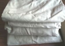 Flannel Sheets- Green King Set- never used