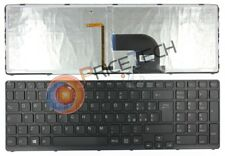 Tastiera layout ITA Keyboard Nera per notebook SONY Vaio SVE15 Retroilluminata