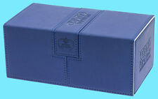 ULTIMATE GUARD TWIN FLIP n TRAY BLUE 200+ XENOSKIN DECK CASE Game Card Box CCG