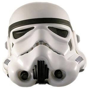 White Stormtrooper Helmet ANH - for Star Wars Stormtrooper Costume Armour