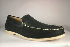 Ralph Lauren Polo BLACKLEY Navy mens suede loafer shoes US 13 M UK 12.5 EUR 46