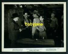 GARY COOPER LORETTA YOUNG VINTAGE 8X10 PHOTO AT GUNPOINT 1945 ALONG CAME JONES