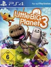 Playstation 4 LITTLE BIG PLANET 3 Komplett Deutsch OVP NEU