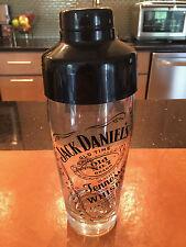 JACK DANIELS Whiskey Cocktail Shaker - Glass - Jacks Birthday - Old No7 (4pcs)