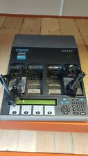 Cadex C7400Er-C Battery Analyzer Tester + 4 SmartCable Adapter Clips. 170 watts.