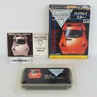 HIGHWAY STAR Famicom Nintendo 210 fc