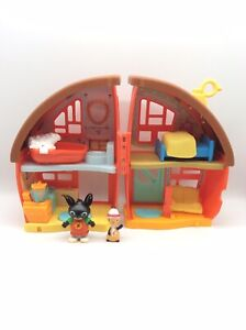 Bing Bunny House With Bing And Flop Plus Accessories My Friend Bing