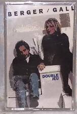 Michel Berger / France Gall Double Jeu Cassette ~NEW~