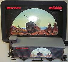 Güterwagen Sonderwagen Modellbahn Treff 2011 Märklin 48211 H0 1:87 NEU OVP GB2 å