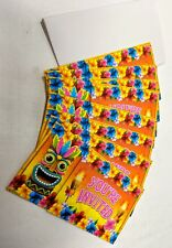 Novelty Invitations Tiki Time 8 Cards & Envelopes Luau Hawaii Tropical Party