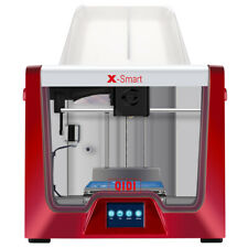 X-Smart,QIDI TECHNOLOGY 3D Printer, Fully Metal Structure, 3.5 Inch Touchscreen
