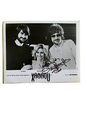 Olivia Newton -John Rare Xanadu original 1980 8x10 publicity photo autographed