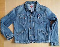 Herren Jeans Jacke  MUSTANG Gr XL Gr 52 54 in blau