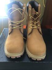 "Timberland 6"" Wheat Premium Waterproof Boots Men's Size 7 (US) New Without Box"
