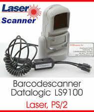Barcode Scanner Laser Datalogic-Ls9100 for till Warehouse Catering Retail Ps/2