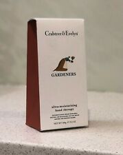 CRABTREE & EVELYN Gardeners Ultra Moisturising BOXED Hand Therapy Cream 100g .