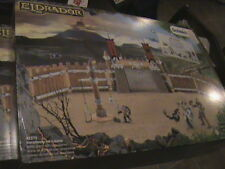 SCHLEICH S ELDRADOR BATTLE ARENA KNIGHTS CASTLE ARMY OF DARKNESS DIORAMA 42273