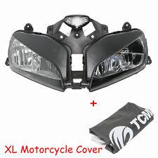 Front Headlight Lamp Assembly For Honda CBR600RR CBR 600 RR 2003-2006 2004 2005