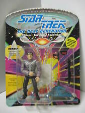 ROMULAN 1992 STAR TREK NEXT GENERATION STNG FIGURE UNOPENED