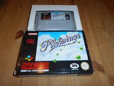 Pilotwings OVP/CIB boxed no manual ITALIAN Super Nintendo SNES