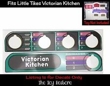 Little Tikes Victorian Kitchen Ebay