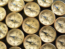 2830)  1 x Einbau Kompass um 1928 aus Deutschland, 15 x 5 mm