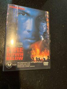 Fire Down Below (DVD, 2000) Region 4 Rare