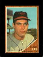 1962 TOPPS #533 CHARLEY LAU EX SP ORIOLES  *XR22319