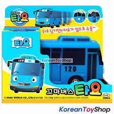 The Little Bus TAYO Main Plastic Diecast Toy Car Original Tayo Model Blue Bus