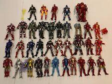 "Marvel Universe Legends Infinity 3.75"" Iron Man Movie 35 Figure Lot"