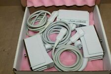 Acuson 10v4 Ultrasound Transducer Probe Lot Of 3
