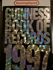 The Guinness Book of Records 1997 HB Book, Supplied by Gaming Squad