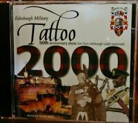 Various Artists - Edinburgh Military Tattoo 2000  (CD) (2008)