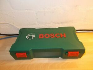Bosch Push Drive Push Go Cordless Screwdriver-Torque Selection NEW IN CASE 29.99