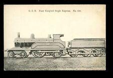 RAILWAY GER 4 Coupled Bogie Express Engine 230 PPC