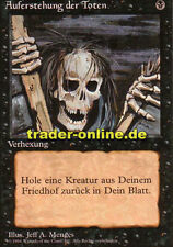 Auferstehung der Toten (Raise Dead) Magic limited black bordered german beta fbb