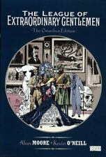 The League Of Extraordinary Gentlemen Omnibus Book By Alan Moore Brand New!