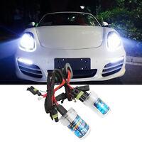 55W HID Xenon Bulbs Headlight Slim Ballast Conversion Kit H1 H3 H4 H7 9005 900 J