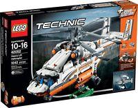 LEGO Technic 42052 - Hélicoptère par cargo NEUF FIN DE FABRICATION