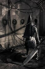 "Silent Hill - Pyramid Head Game poster 36"" x 24"" Decor 05"