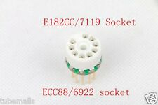 1piece*E182CC 7119(adapter top) instead  ECC88 6922  tube adapter