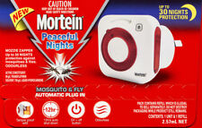 MORTEIN Peaceful Nights  Mosquito & Fly Repeller Plug-In 30 Nights Protection